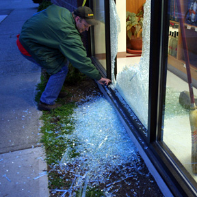 retail smash and grab