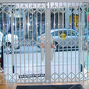 tmax security gate