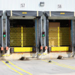 Shipping door gates