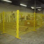 product confinement security gates